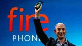 Amazon despide a docenas de ingenieros y pospone el desarrollo del Fire Phone 2