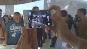 Así funciona la cámara del Sony Xperia Z5