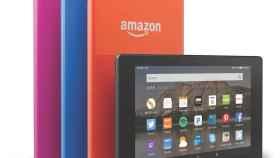 Amazon presenta sus nuevas tablets Fire, desde 59€
