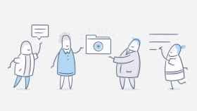 Dropbox sigue los pasos de Drive y mejora sus opciones para trabajar en equipo