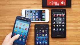 Así está la pelea por el mercado global de smartphones