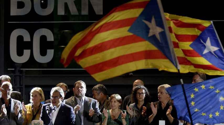 Artur Mas, protagonista en las informaciones que los medios extranjeros ofrecieron sobre las elecciones catalanas.