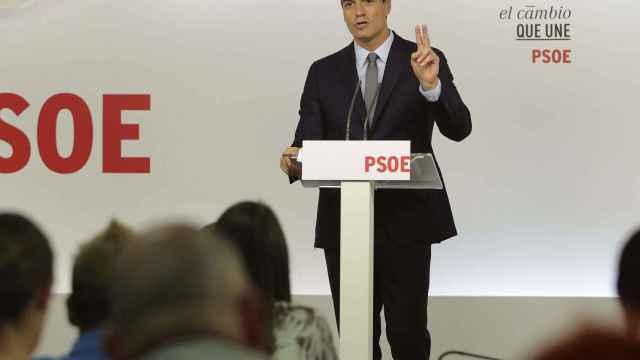 Pedro Sánchez comparece para analizar los resultados en Cataluña