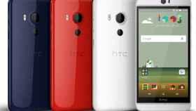 HTC Butterfly 3 y HTC One M9+ Aurora Edition