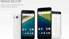 Nexus 5X o Nexus 6P, con cuál nos quedamos