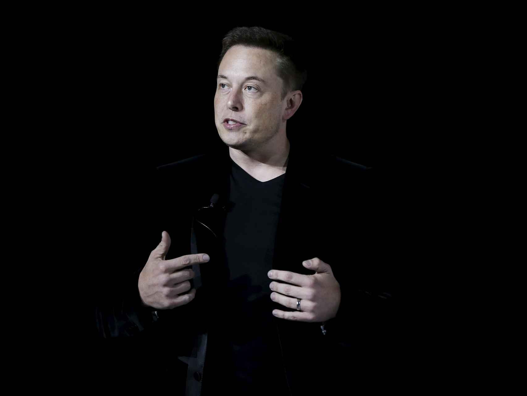 Elon Musk, creador de Tesla