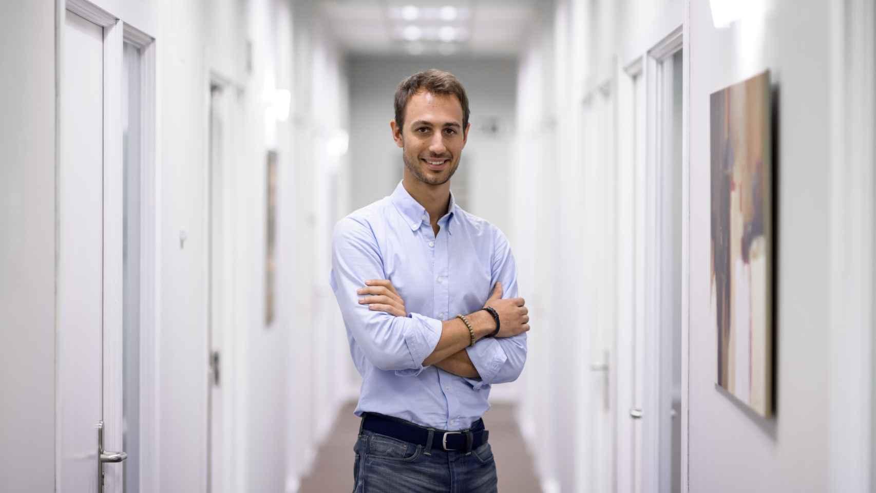 Jaime Rodríguez, máximo dirigente de BlaBlaCar en España.