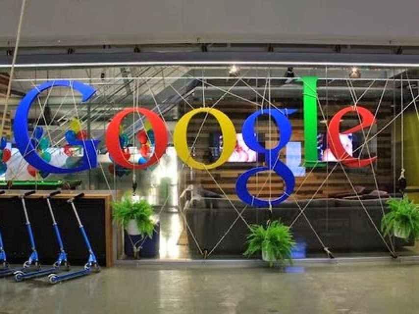 Oficina de Google en Sydney (Australia)
