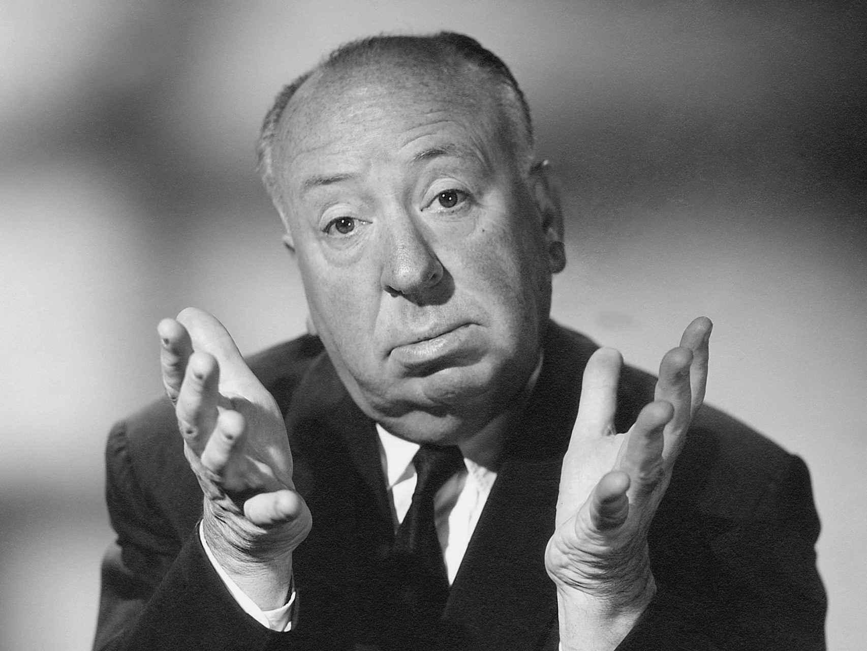 """Hitchcock las prefería """"putas en el dormitorio"""""""