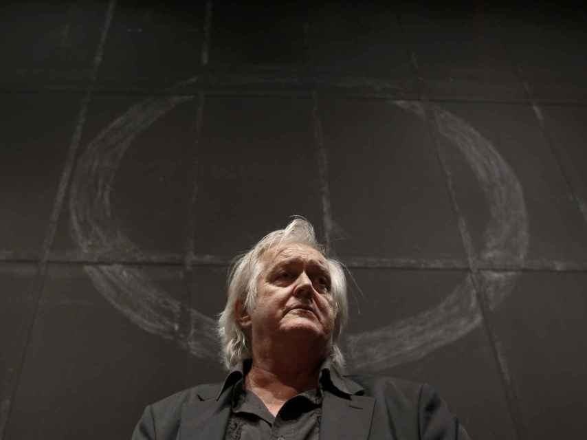 Una foto de archivo de Henning Mankell, el maestro sueco de la novela negra / Reuters