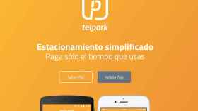 Telpark, la aplicacion líder en pagar parquímetros