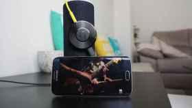 El Chromecast Audio puede reproducir listas de YouTube y hacer mirroring
