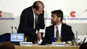 Luis Enríquez, consejero delegado de Vocento, en una imagen de archivo.
