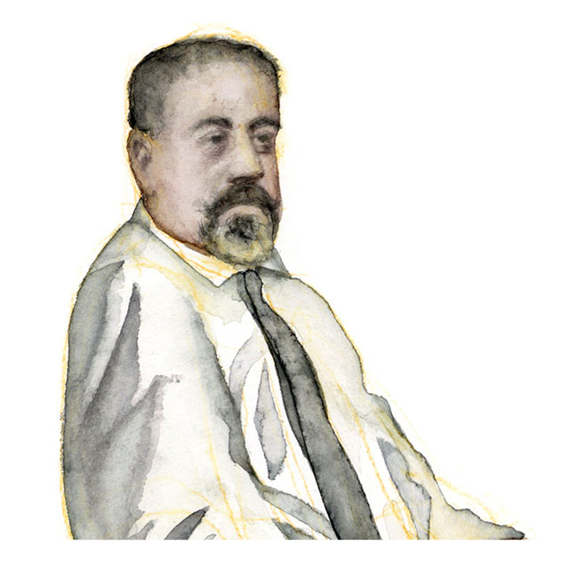 Santiago Alba