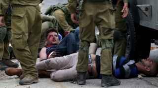 Duros enfrentamientos entre palestinos y fuerzas israelíes este miércoles