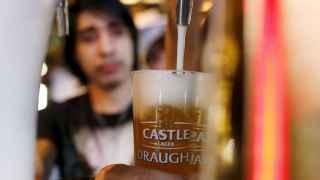 Cerveza Castle de SABMiller