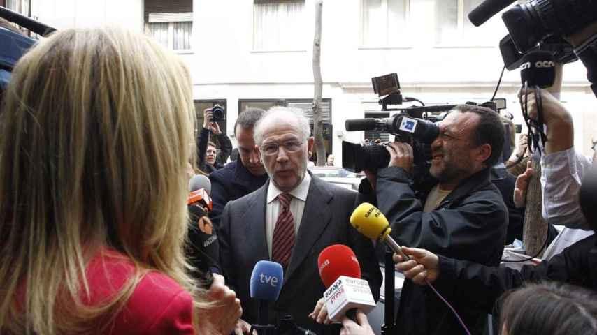 El exvicepresidente del Gobierno, Rodrigo Rato