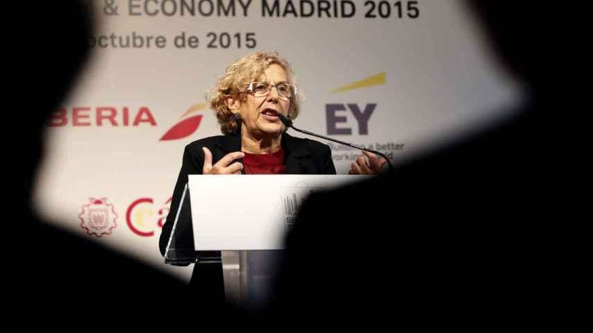 Manuela Carmena consiguió echar al PP de la Alcaldía.
