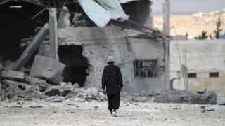 Idlib, escenario de uno de los bombardeos rusos sobre Siria.