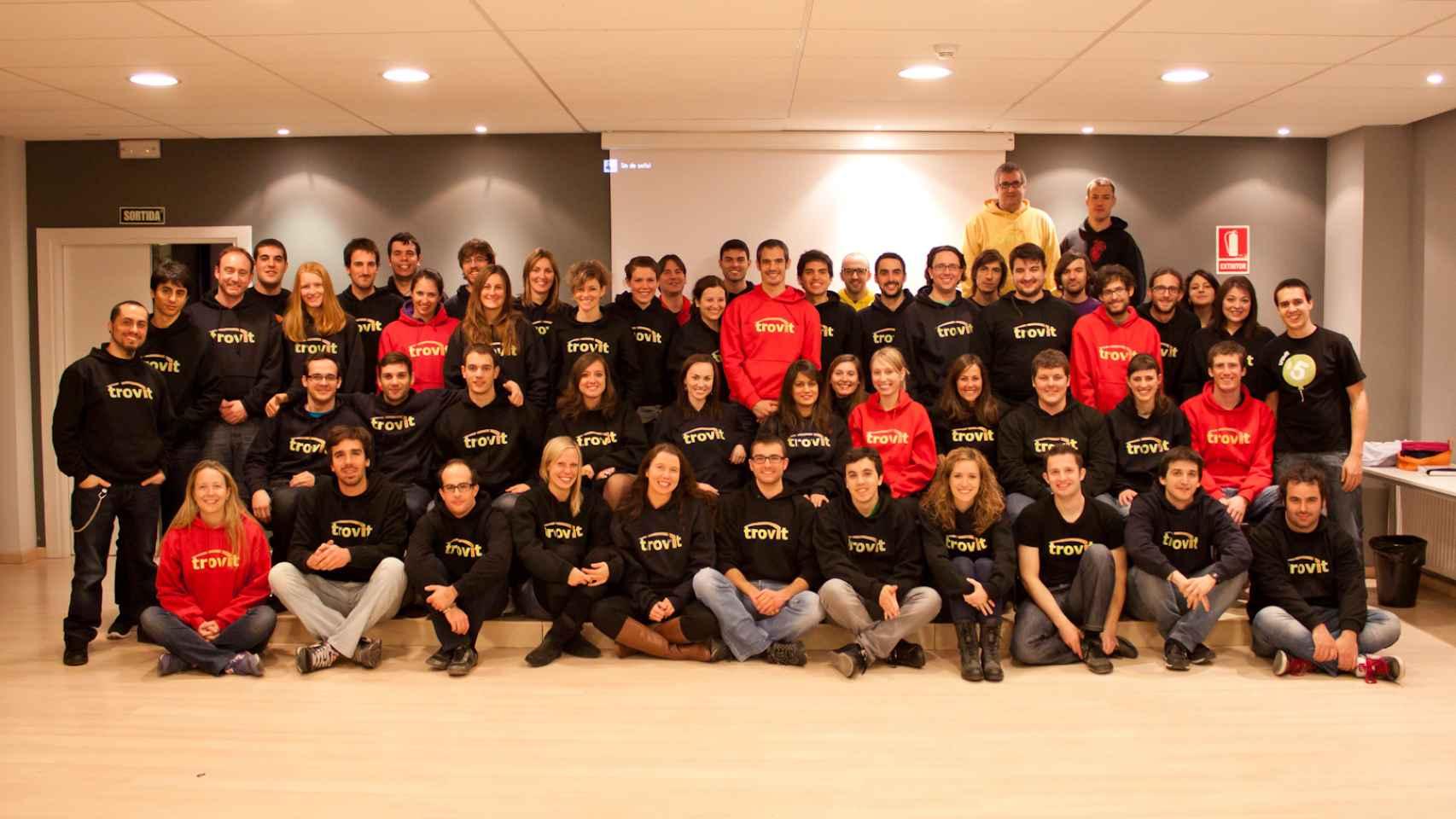 La startup Trovit fue vendida por 80 millones en 2014.
