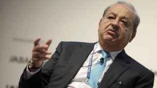 Carlos Slim es el máximo accionista de Realia.