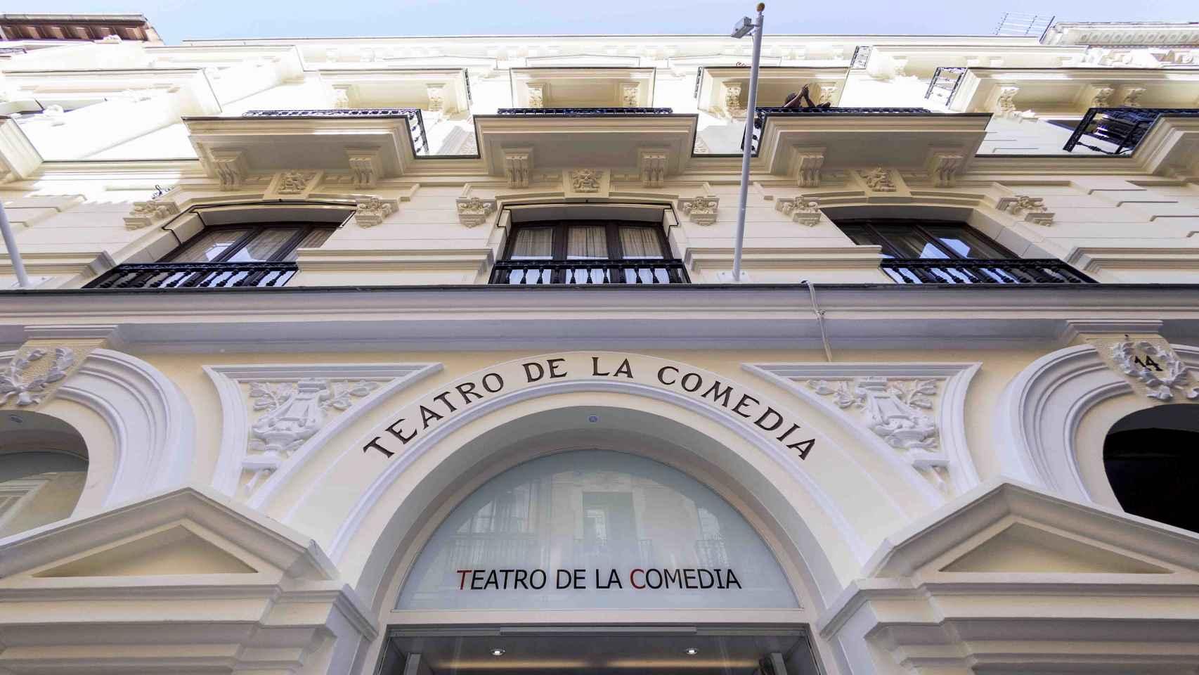 El Teatro de la Comédia, vuelve a abrir tras su cierre en 2002.