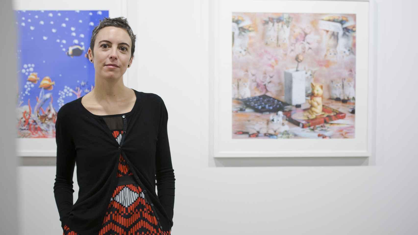 María García Yelo, directora de PhotoEspaña.