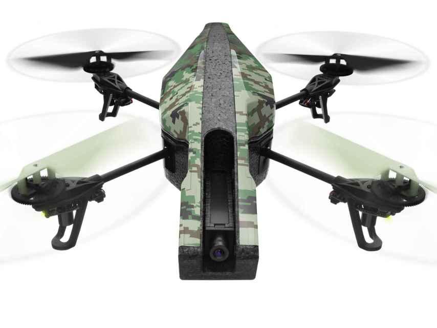 Dron de juguete.