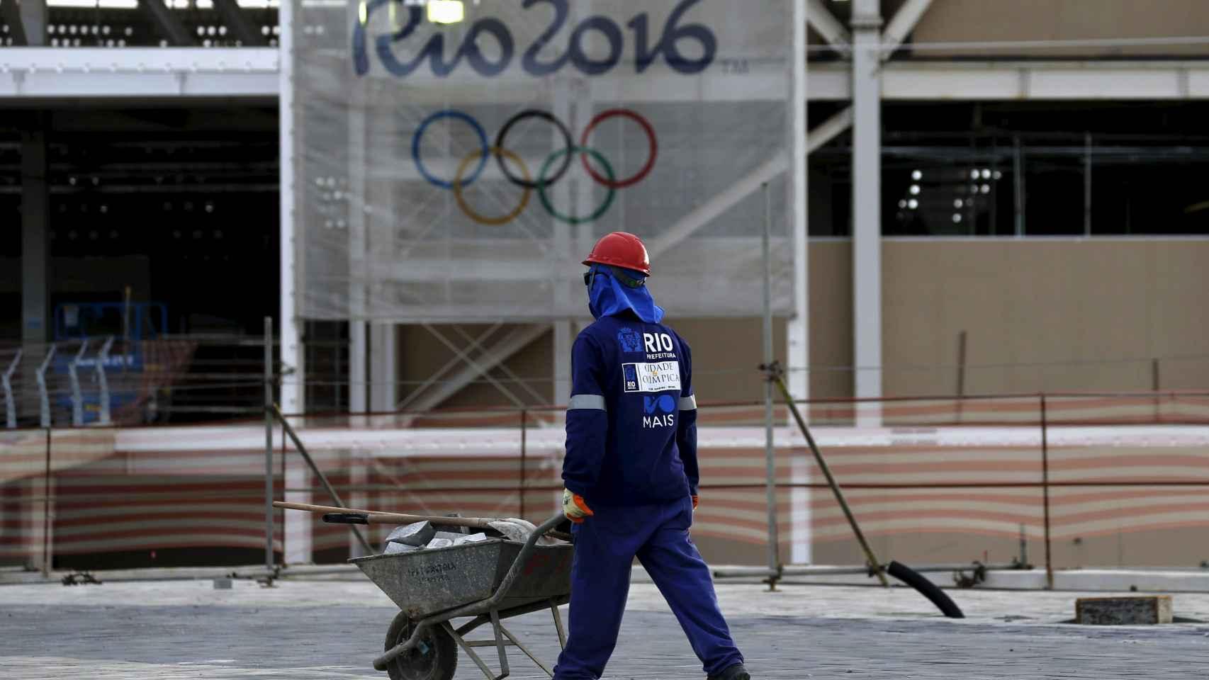 Obras para los Juegos Olímpicos de Río 2016