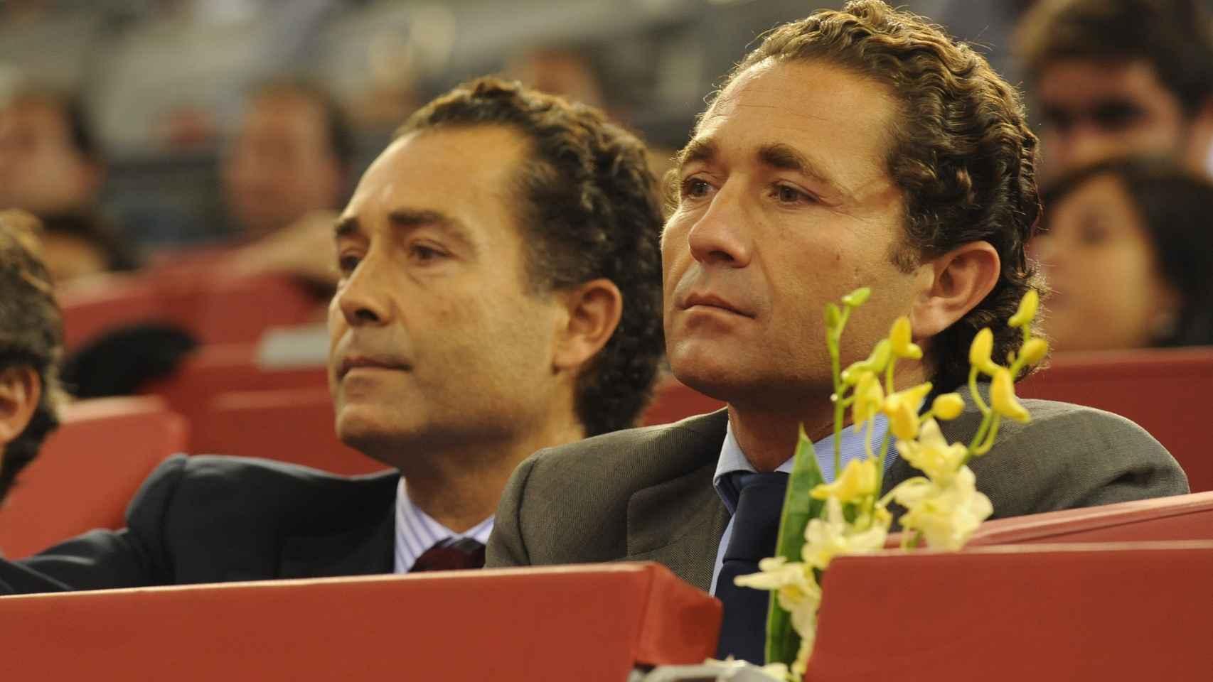 Álvaro y Ricky Fuster, amigos íntimos de Felipe VI