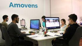 Las oficinas de la compañía en España.