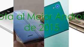 Vota al mejor Android de 2015