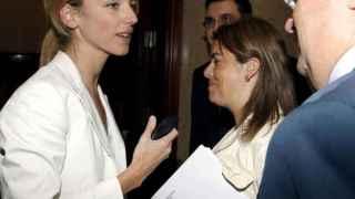 Cayetana abandona el PP con una reprimenda a Rajoy