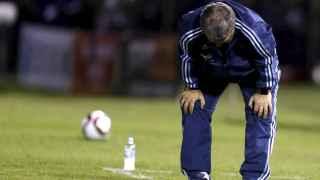 Martino se lamenta ante Paraguay