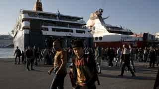 400.000 refugiados han llegado a Grecia en lo que va de año.