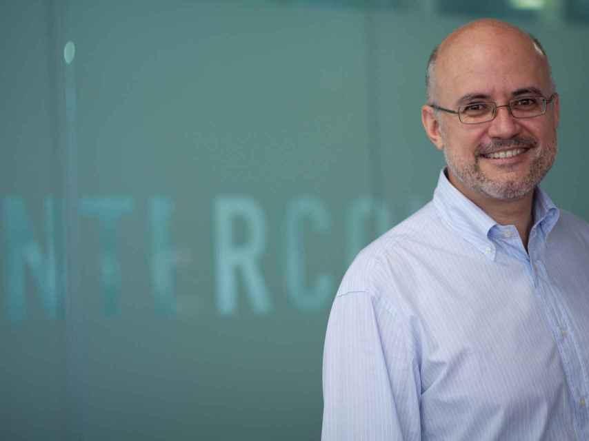 El fundador de Grupo Intercom, Antonio González Barros.
