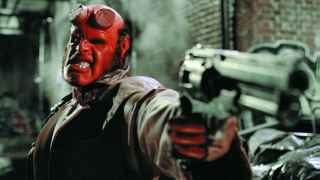 Rick Baker fue el director de efectos especiales de Hellboy.