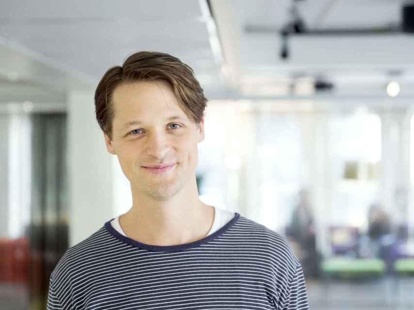 Hannes-Sjoblad se considera biohacker.