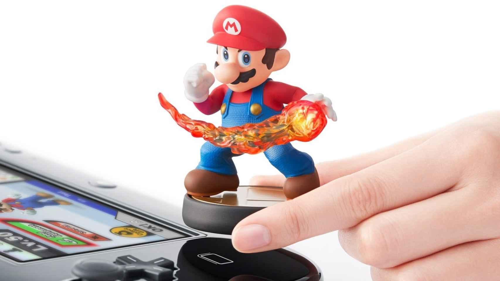Amiibo en Wii U