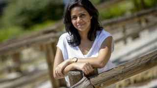 Salma Dahab irradia seguridad y profesionalidad.
