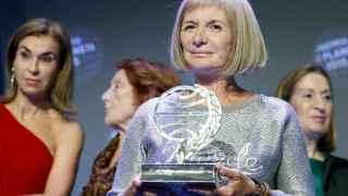 Alicia Giménez Bartlett es la nueva Premio Planeta