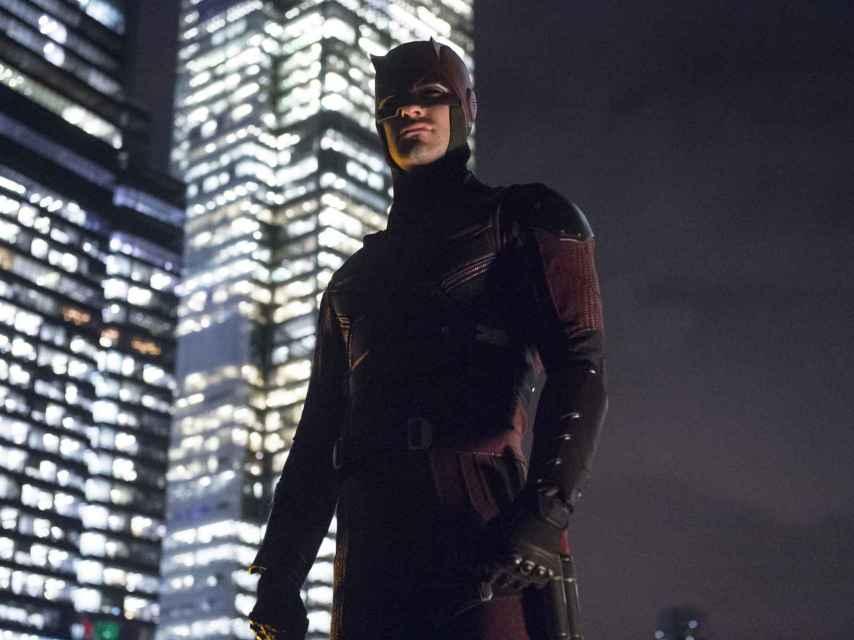 Una escena de Daredevil.