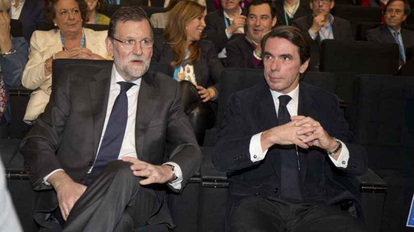 Aznar no asistirá al Congreso del PP europeo al que estaba invitado