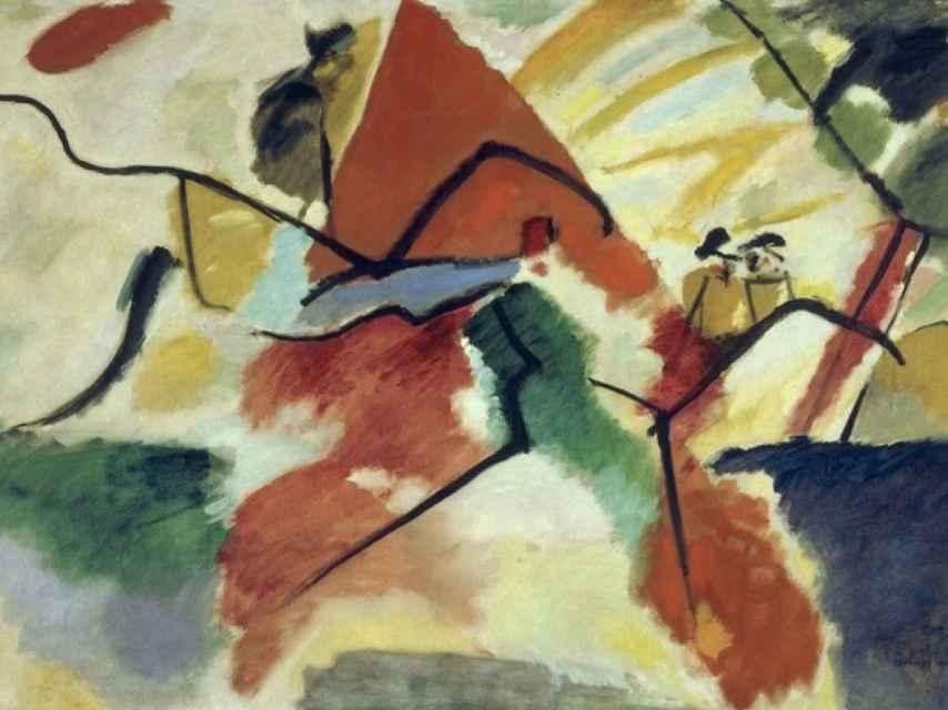 Impression V (Parc) - 1911