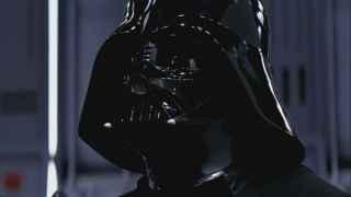 Darth Vader, uno de los protagonistas de 'Mitos Fundadores'.