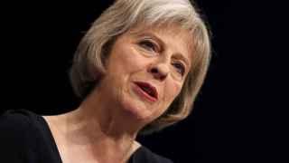 La ministra de Interior británica, Theresa May.