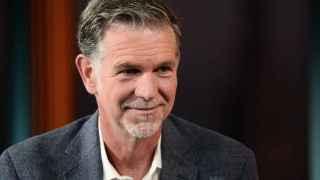 Reed Hastings es el CEO y fundador de Netflix