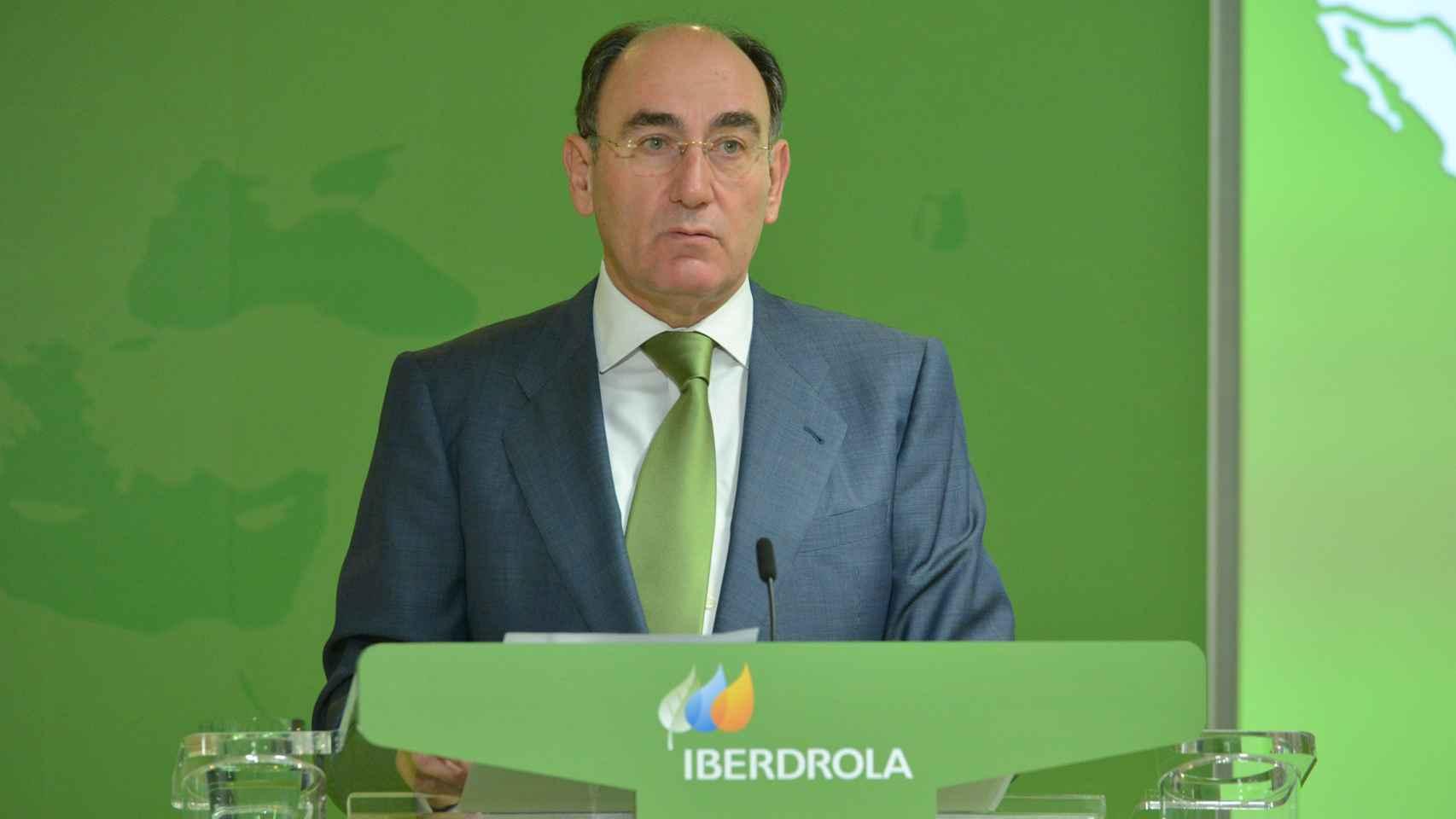 Ignacio Galán, presidente de Iberdrola