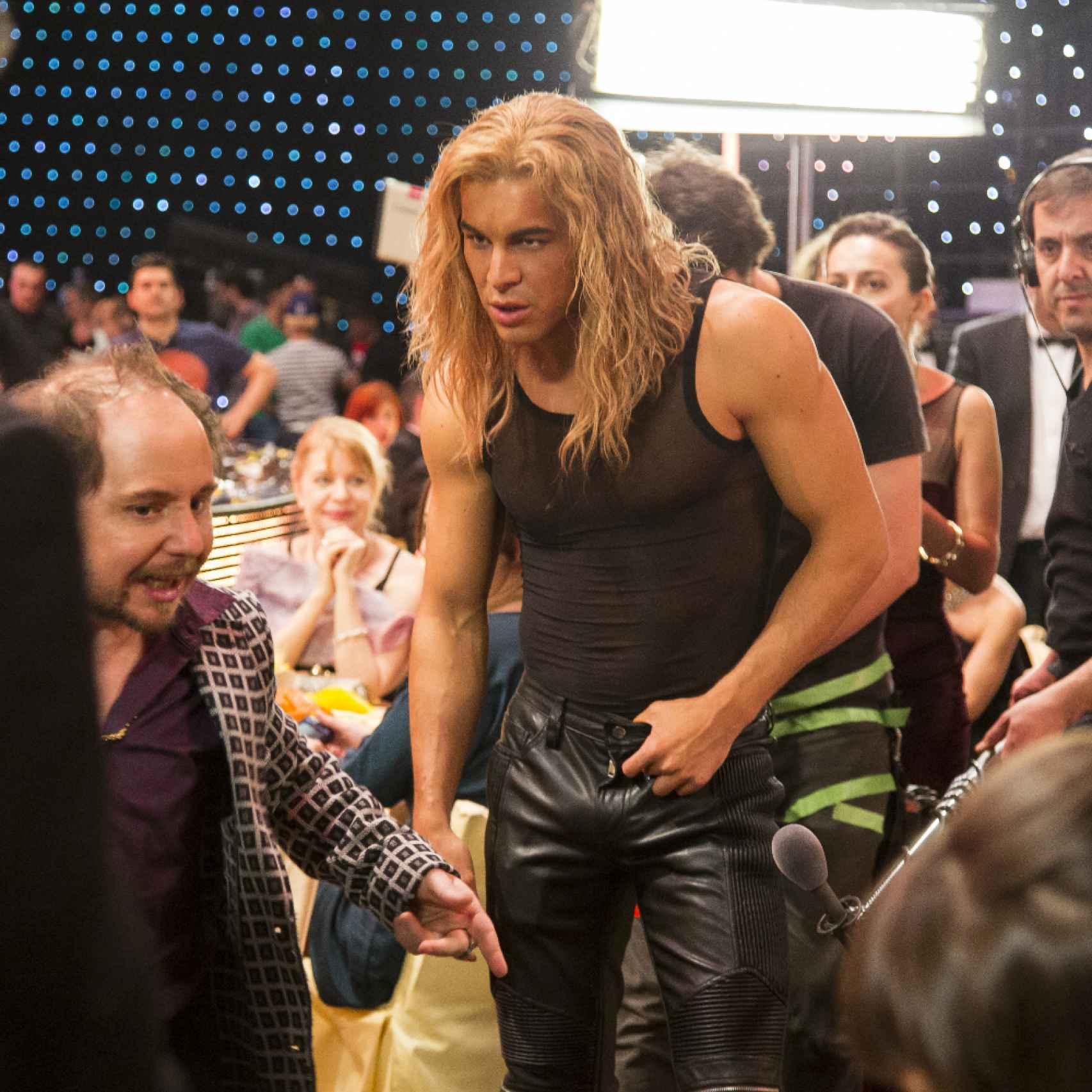 Mario Casas interpreta a Annade en la película.