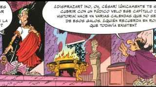 El asesor del César le aconseja a suavizar la verdad.
